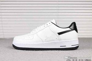 New Utility Classic Black White red Dunk Men Women running Shoes AF1 Type Sports Skateboard High Low Cut Wheat Trainers Sneakers size 36-45