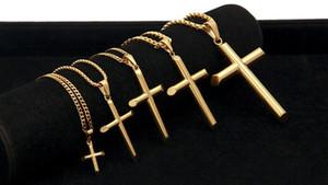 Goldfarben-5 Design Religion Jesus Halskette Frauen weiblich Retro Pray Schmuck Geschenkanhänger-Halsketten Mode Damen Christian Geschenke