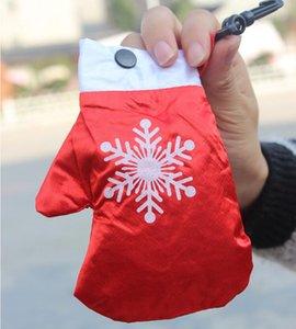 Дизайнер-симпатичная Рождественская хозяйственная сумка многоразовая экологичная торговая сумка портативный складной складной мешок сумки Сумка Бесплатная доставка