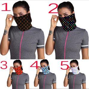 Дизайнер Открытого велосипед Велоспорт лицо Маска банданы Популярного шарф маска повязка шейного платок Cap Спорт платки Половина лицо