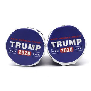 Trump 2020 Drum President US Election Paper Cheering rattle Drums Keep America Great Kids party favor toys