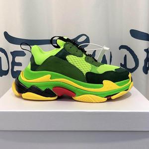 باريس الفاخرة مصمم أحذية للجنسين شعبية الأحذية أزياء عارضة رجل امرأة أحذية متعددة الألوان شخصية الحجم 35-45 نموذج GCZX031702