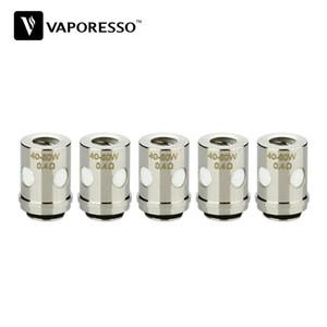 5pcs Vaporesso traditionnels EUC Clapton bobines pour Estoc / cible / ORC / Gemini / VM série e cigs EUC Clapton bobines de vapeur