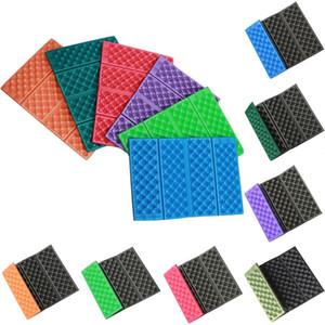 Schnell Folding Feuchtigkeitsbeständig Folding Schaumstoffpolster Mat Kissen Sitz Bleacher Stadium Tragbarer Kissen Matratze