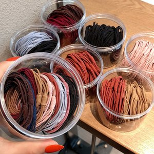 20 pcs set Head Rope Elastic Bands Quality Hair Accessories For Kids Girls Women Headwear c33