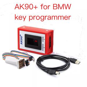 AK90 plus Para BMW V3.19 AK90 + OBD2 coches clave programador para BMW CAS / EWS 1995-2009 AK90 + Tecla herramienta de programación