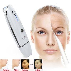 HIFU Teoría SMAS anti-envejecimiento de la piel RF estiramiento facial anti arrugas Cuidado de la Piel Belleza Spa Mini ultrasonido máquina de uso doméstico