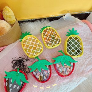 Spring and summer cute disposable Hair band colorful hair circle without hurting hair headband girl heart girl's birthday party gift A536
