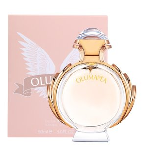 Perfume de las señoras fragancia fresca encantador y elegante flor natural y fragancia de fruta 90 ml duradera