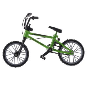 Mountain Bike BMX Fixie Fahrrad Finger Roller Toy Creative Game Anzug Kinder Grownup Mini Rot Grün Blau Finger Bmx Spielzeug