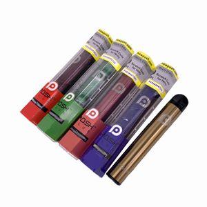 POSH PLUS Disposables를 Vape 포드 스타터 키트 280mAh 배터리 2.0 ㎖ 카트리지 포드 장치 PK 이언 Stigs 퍼프 바 일회용