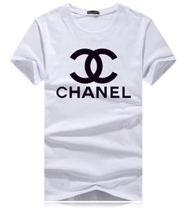 Zanja camiseta de la impresión de alta calidad de hip hop de manga corta británica amante de la calle tapa de la camiseta de algodón envío libre