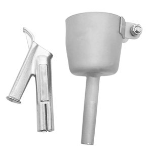 2PC / 설정 속도 용접 노즐 표준 노즐과 속도 용접 트리플 궁지 비닐 합성 수지 플라스틱 열 도구