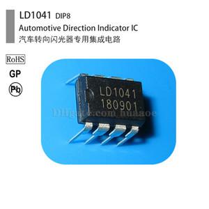 indicador de dirección del automóvil intermitente circuito integrado IC LD1041, UAA1041, U2043B, DIP8