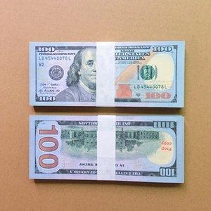 Nachtclub Bar Atmosphäre Prop Geld Billet faux 10 20 50 100 Euro gefälschter Film Geld Barren Euro 20 Spielgeld