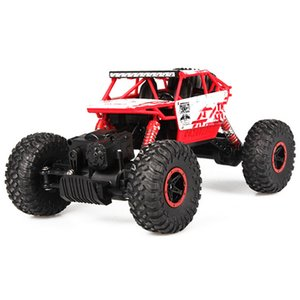 HB-P1801 1:18 Scale RC Climbing Car 2.4G 4.8V 700mAh Double Motors Four-wheel Drive EU Plug Y200414