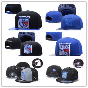 New York Ra n g e r s snapbacks Bola Hats Fashion Street Headwear tamanho ajustável amante do hóquei personalizado futebol boné de beisebol