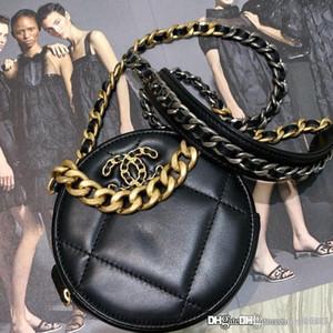 Дизайнер-новые женские клатчи роскошный дизайнерский клатч с цепочкой из овчины кошелек дизайнерская сумка женская Crossbody размер 12 см с коробкой