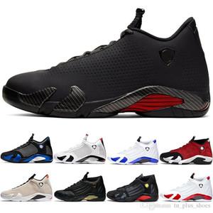 Jumpman XIV 14 para hombre de los zapatos de baloncesto 14s 3M Jordán NakeskinJordánCestas retro Formación camaleón Deportes zapatillas de deporte Zapatos