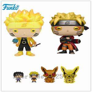 Оригинал Funko pop Naruto аниме рисунок горячий фильм коллекционные винил фигурку модель ПВХ коллекция игрушки T191109