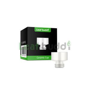 Leaf buddi Wuukah Electronic Rig Vaporizer Quartz cup Coil Conduction cup Ceramic cup replancement dab Titanium atomizer