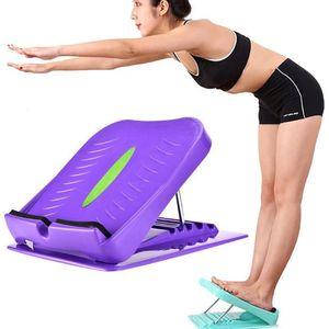 HobbyLane Portable Foot Stretcher Slant Board Ergonomic Foot Rest Anti-Slip Adjustable Incline Boards Calf Stretcher