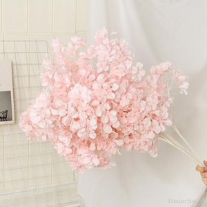 102CM White Red Blue New Arrival Artificial Decorative Flower For Wedding Decoration