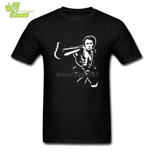 Dirty Harry Clint Eastwood Magliette Uomo Slim Fit Tees T-shirt nuove arrivi