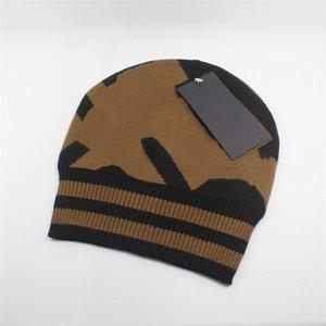 عيد الميلاد تربط القبعات بيني كاب للجنسين مئات العلامة التجارية الجديدة عالية الجودة الشتاء قبعة بوم بومس محبوك القبعات