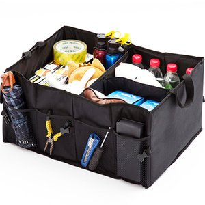 Trunk Car Organizer Eco-Friendly Super Strong Durable Waterproof dobrável de carga Caixa de armazenamento Para Auto Caminhões Box