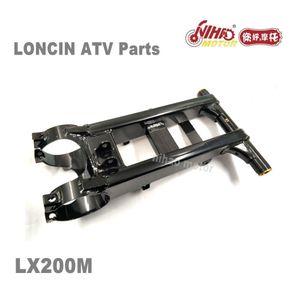 186 LONCIN ATV Teile LX200AU Hinterbau Quad Ersatz Motor 250cc 200cc Teile Nihao Motor LX250F Laser RATO JIANSHE BASHAN