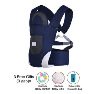 Hipseat Bebek Taşıma Nefes Mesh Bebek Wrap Sling Carrier Yumuşak CottonBaby Taşıyıcı Bel Ergonomik Yenidoğan Kanguru Çanta