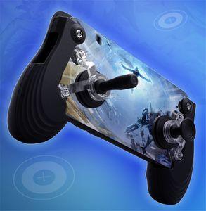 Cell Phone Mobile Game Gamepad que come a galinha Rei Pesticide otário Rocker Touch Control SY01 tela