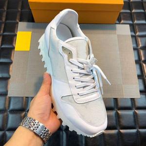 Motif vintage d'impression de la série Big Yards Chaussures Hommes Chaussures Bas Casual Jogging Amant 2019 Hommes Designer Luxe Chaussures New Taille 38-45