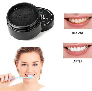 Teeth Powder Food grade Nature Bamboo dentifrice Activated Charcoal Toothpaste Oral Care Tooth Yellow Stain Hygiene Cleaning organic DHL