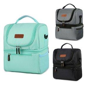 Multifuncional Leite Saco portátil preservação do calor refrigerados Bags Backpack