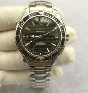 2019 Hot sale watch Melhor Edição de Velocidade movimento automático Sea Designer Watch pulseira de aço Inoxidável Professional Diver mens watch