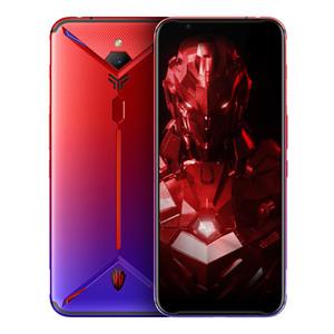 """Nubia originale rouge magique 3S 4G LTE Cell Phone Jeu 12 Go RAM 256 Go ROM Snapdragon 855 plus 6,65"""" écran 48MP pleine d'empreintes digitales ID Téléphone mobile"""