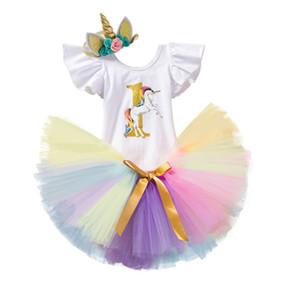 Bébé Jupe Trois Pièces Costume Enfants Ensembles Bébé Filles Jupe Enfants Vêtements Manches courtes Chemise Col Rond Jupe Courte Chapeaux 41