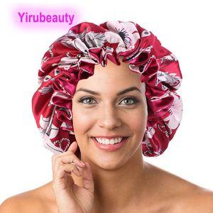 Neue idyllischen gedruckt elastischer Baumwolle Indian Hut TURBAN Eltern-Kind-Hut europäischen und amerikanischen populären Turban Hut Haarschmuck