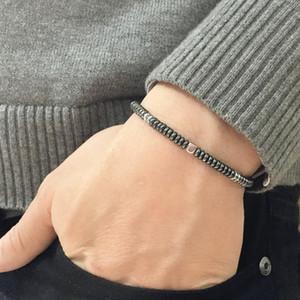 2019 Nouveau design Hommes Bracelet en perles de Hématite HealthSlim bracelets bracelets pour hommes, femmes Bijoux cadeau pulseira