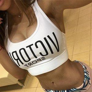 Femmes Sports Bras respirante Top Yoga Courir Gym Fitness Débardeurs Ladies No Padded Soutien-gorge sans couture Crop Workout Bras T-shirts T200601