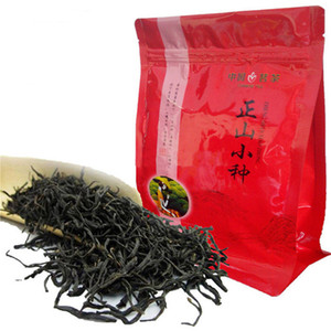 250g haut de gamme New Lapsang Souchong Thé noir, soins de santé chinois ZhengShanXiaozhong thé Gongfu rouge Thé vert alimentaire
