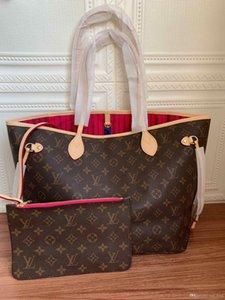 Eski Cobbler asla Fu Naverfull asla Fu ll Yükseltildi sürümü Yüksek kaliteli tek omuz çantası moda Anne çanta tuval Kaplı