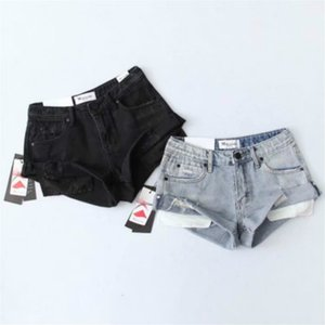 Женская дизайнер шорты Star Курчавый Омывается джинсовые шорты женщин Инструментальное Горячие Брюки Sexy Дизайнерская Jeans горячее