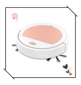 1pcs Material ABS Intelligent Noise Cleaning Robot Baixa capacitiva Vacuum Cleaner Durable Início Poeira Esterilização Floor Cleaner