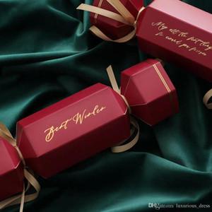 Çok renkli Düğün Favor Kutu ve Çanta Düğün Bebek Doğum Günü Konuklar için Tatlı Hediye Şeker Kutuları Olay Partiyi Favors