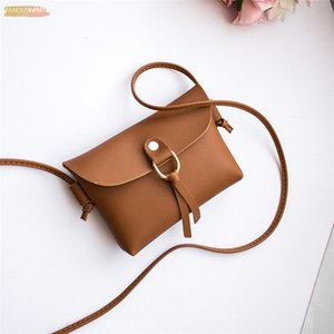 Handbag Bag Female Solid Bags For Girls Hasp Women Fashion Cover Tassels Crossbody Bags Shoulder Bag Phone Coin Purse