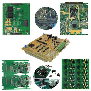 PCB producton en masa 2 capas -24layers Placa PCB Fabricante Proveedor Producción de muestra Cantidad pequeña Servicio de ejecución rápida