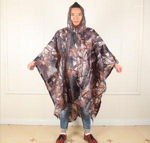 Corta Vento Rain Jacket Multi Function Trine Camouflage Raincoat Mens Designer Imperméables Outdoor Randonnée Alpinisme